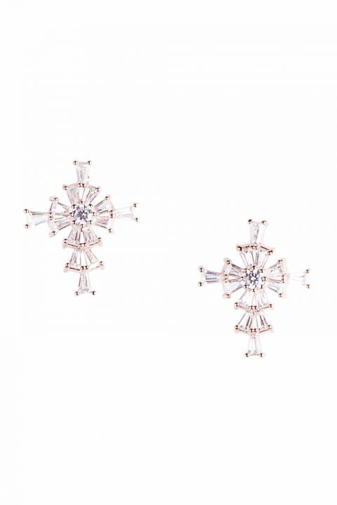 Dion Rose Earring