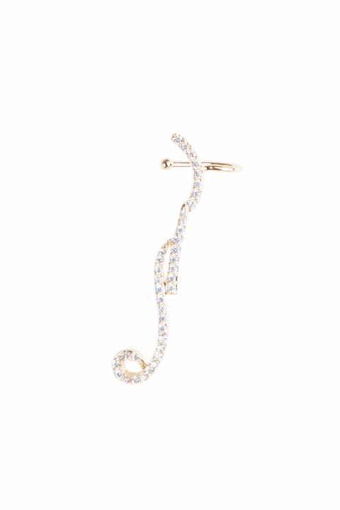 Angelica Gold Earcuff