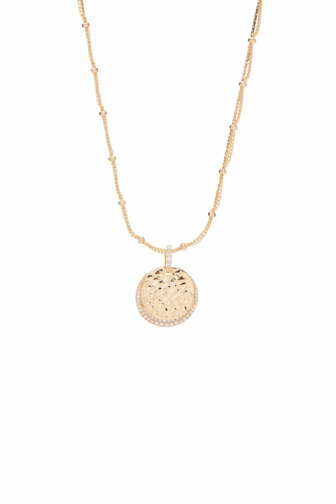 Bette Gold Necklace