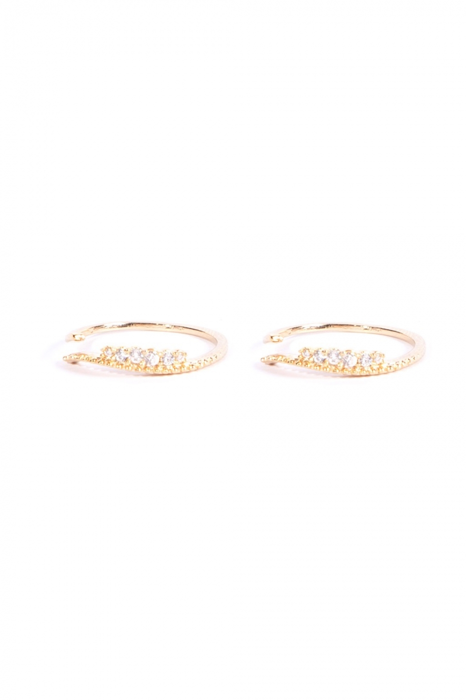 Deon Gold Ring Duo