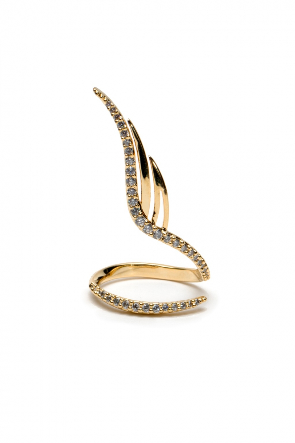 Bryleigh Gold Ring