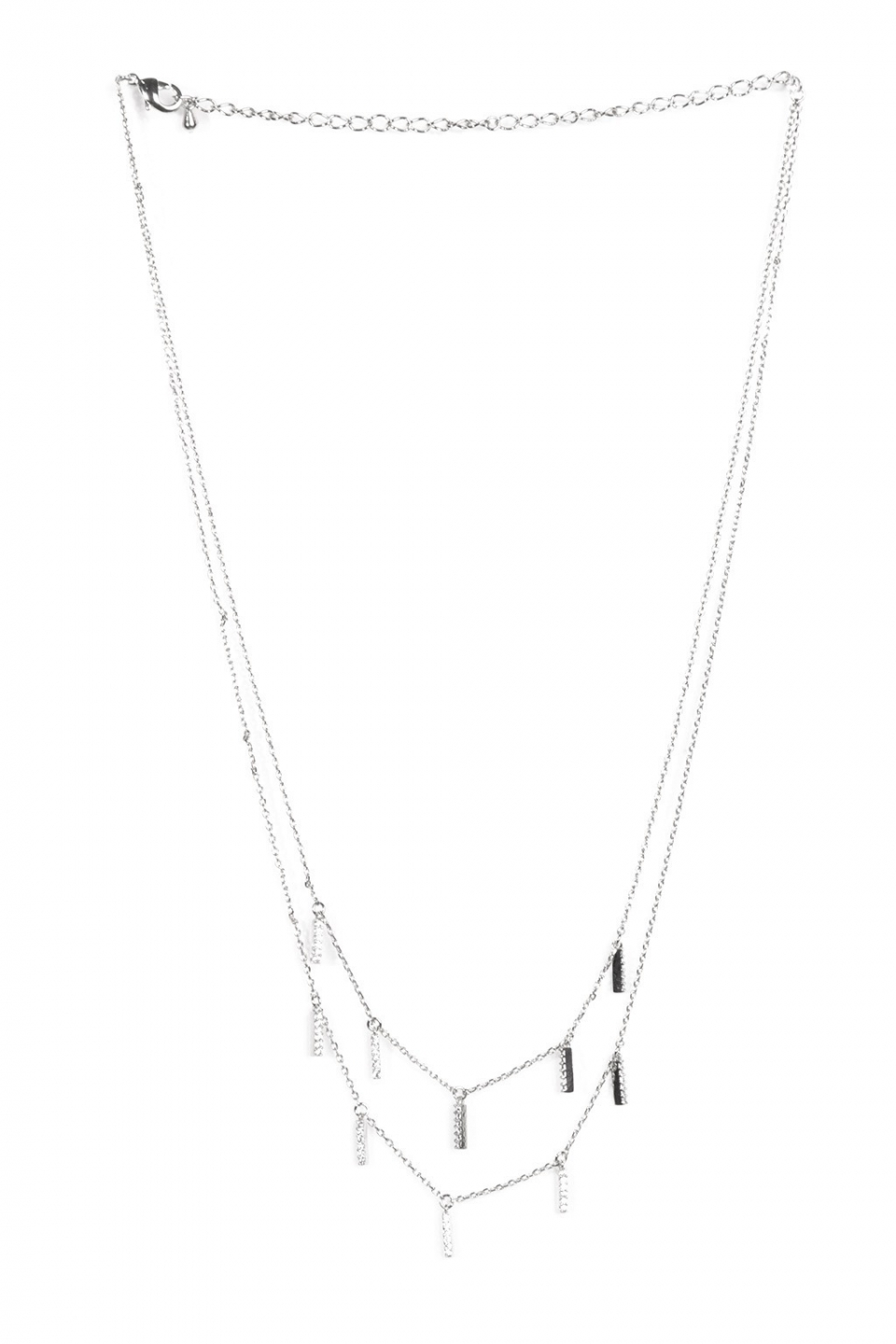 Bahti Silver Necklace