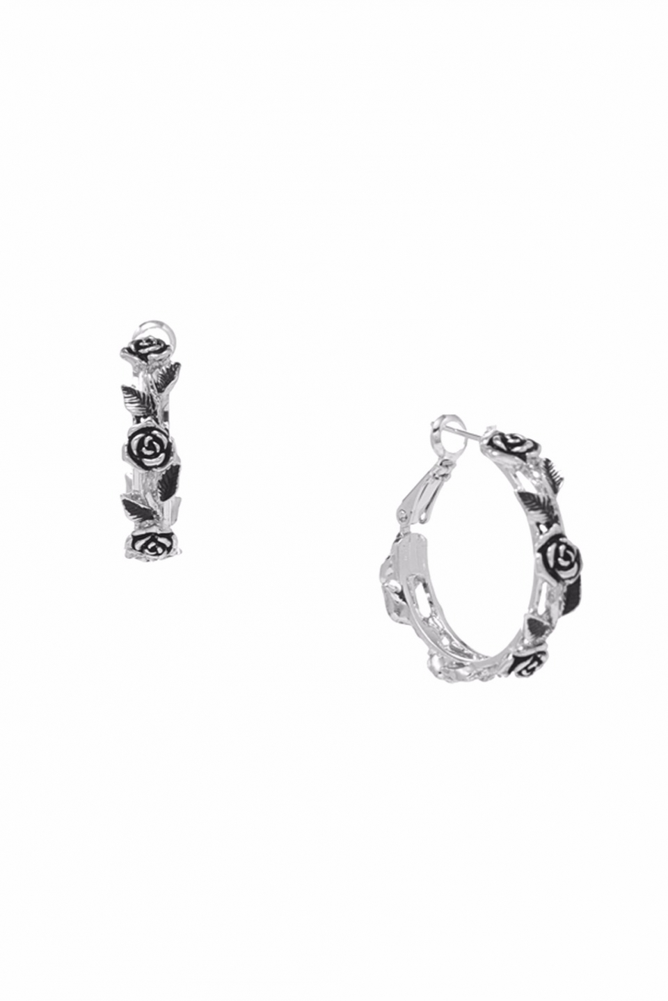 collection pixel hoop p textured silver htm sterling earrings pesavento jewellery